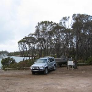 Rickey  Bates Reserve