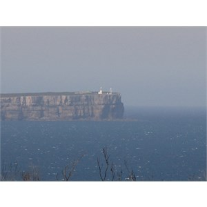Pt Perpendicular 10 km across Jervis Bay