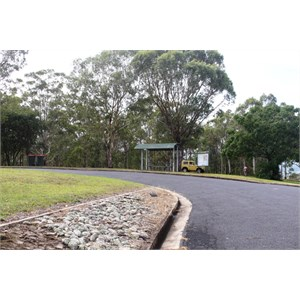Bega Lookout Rest Area