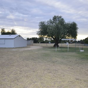 Yerong creek Showground camping