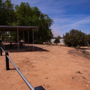 Lake Benanee Picnic Area
