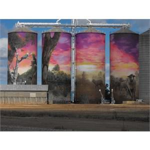 Mural Silo's