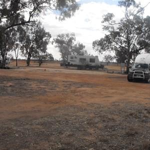 Thallon Camp Area
