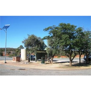 Spring Hill Rest Area