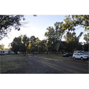 Gum Bend Lake campground
