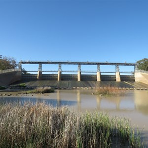The Main Weir at 60 years -Sept 2020