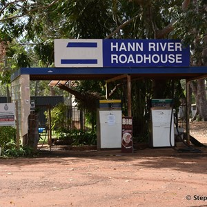 Hann River Roadhouse
