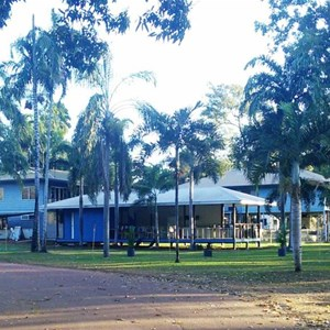 Weipa camp ground administration buildings