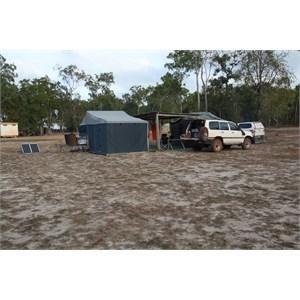 Bramwell Station camping grounds