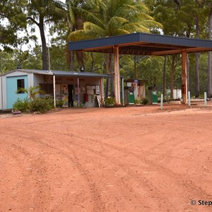Jardine River Ferry Campground & Service Station