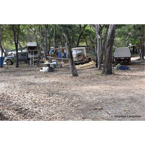 Punsand Bay Camping Resort