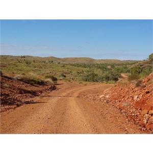 Tablelands Track