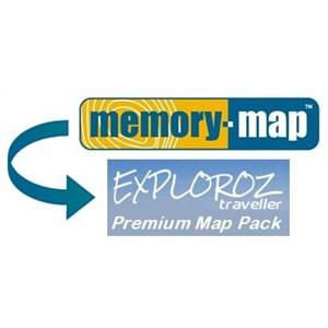 EOTopo Memory Map Conversion