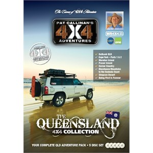 The Queensland 4x4 Collection - 5 Disc Set