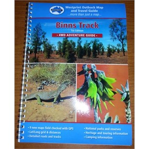 Binns Track 4WD Adventure Guide