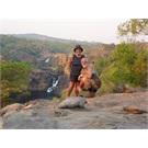 Edith Falls Walk. NT