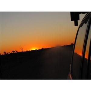 A Blackstone Sunset