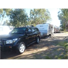 BB The Toyo and the Supreme at Mingenew Caravan Park